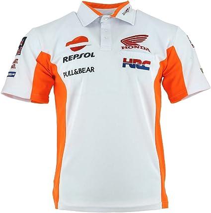 pritelli Honda Repsol Moto GP Teamwear Replica Polo Camisa Oficial ...