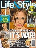 Angelina Jolie l Tom & Suri Cruise l Paris Hilton l Nick Lachey & Vanessa Minnillo - July 9, 2007 Life & Style
