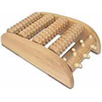 Yomeste Wooden Spindle Foot Massager
