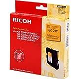 Ricoh Aficio GX 5050 n (GC-21 Y / 405535) - original - Ink - 1.000 Pages