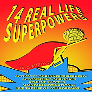 14 Real Life Superpowers Audiobook