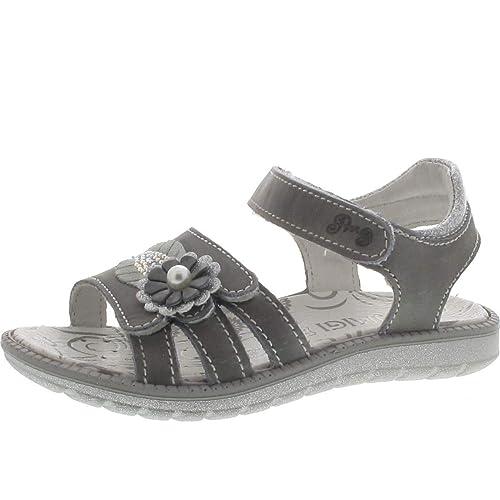 cbcbcf9d577ae3 Primigi Girls' 1380811 Open Toe Sandals: Amazon.co.uk: Shoes & Bags