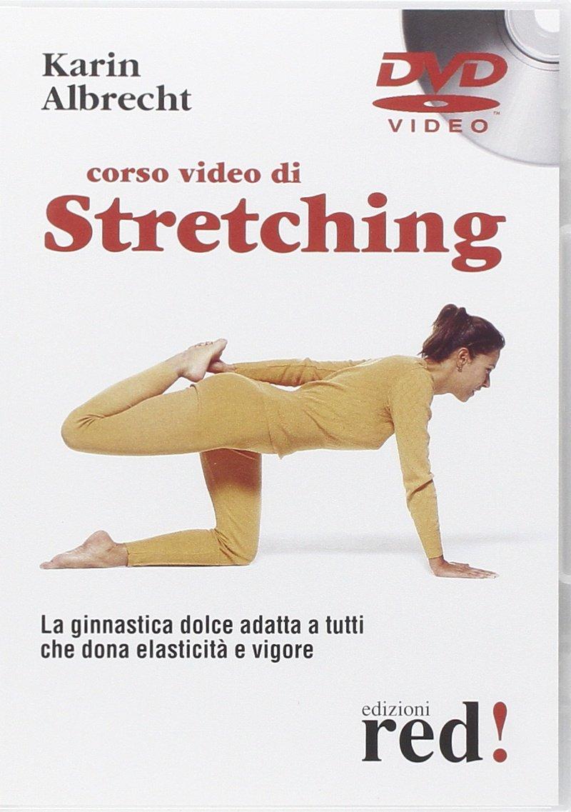 Corso Video Di Stretching Dvd Amazon It Albrecht Karin Libri
