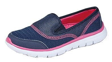 9cda36d04b8 Go Walking Get Fit Baskets Chaussures de Sport Athlétiques Pour Femmes  Chaussures De Marche Salle De Sport DEK  Amazon.fr  Chaussures et Sacs