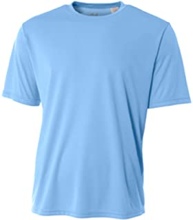 8a1f07877f86 Amazon.com: A4 Men's Cooling Performance Crew Short Sleeve Tee: A4 ...