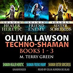 Olivia Lawson Techno-Shaman Series