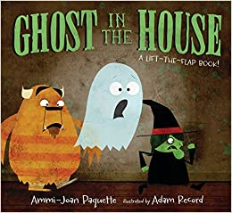 Book's Cover of GHOST IN THE HOUSE A LIFT-THE- (Inglés) Tapa dura – Álbum de fotos, 1 julio 2015