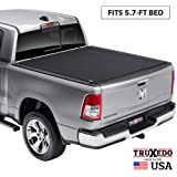 """TruXedo Pro X15 Soft Roll Up Truck Bed Tonneau Cover 