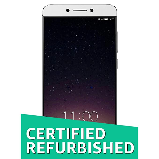 (Certified REFURBISHED) LeTv Le 2 X526 (Grey, 32GB) Smartphones at amazon
