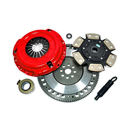 Amazon.com: EFT STAGE 3 CLUTCH KIT+FLYWHEEL AUDI TT VW GOLF JETTA BEETLE 1.8L 1.8T 1.9L TDI: Automotive