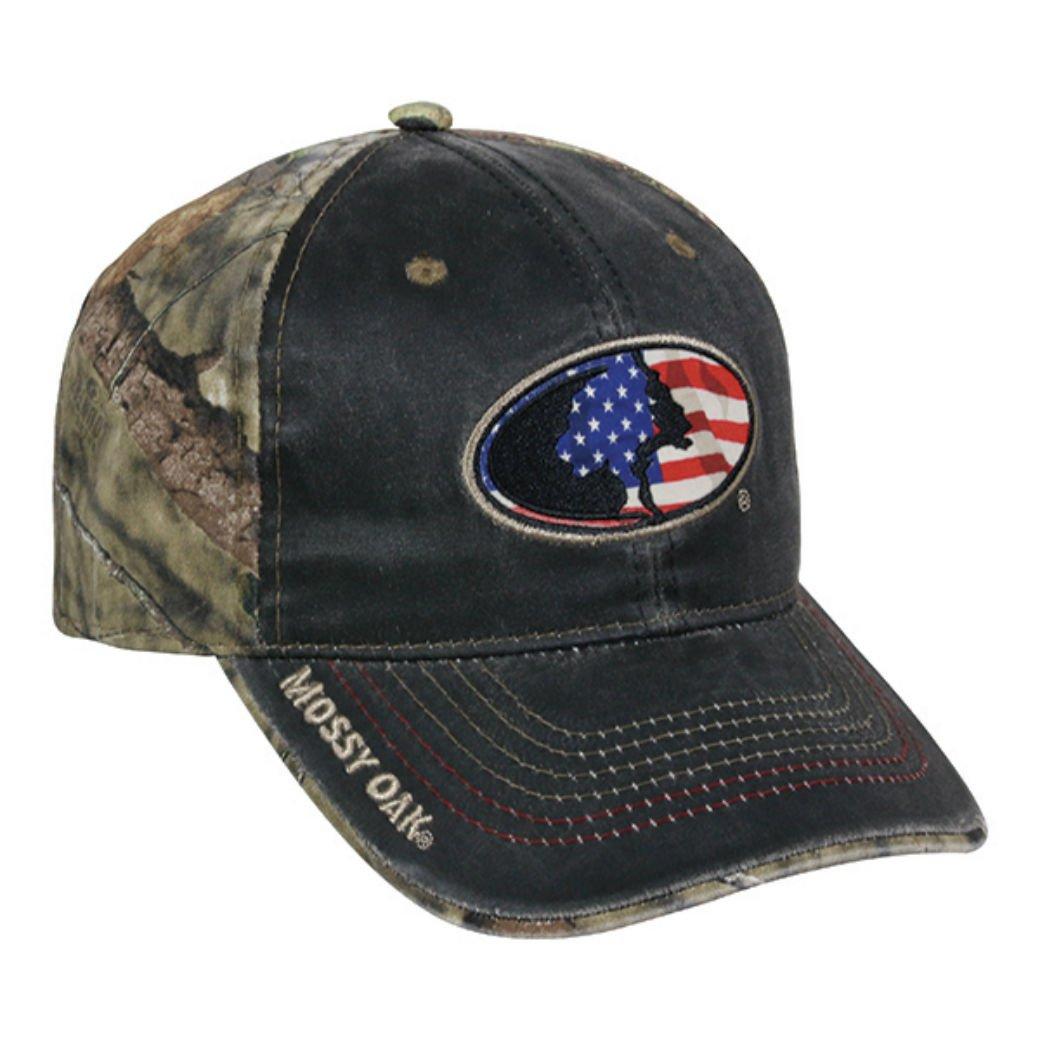 Mossy Oak Country Americana Camo Hunting Hat