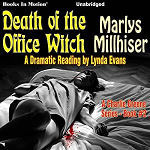 Death of the Office Witch Audiobook