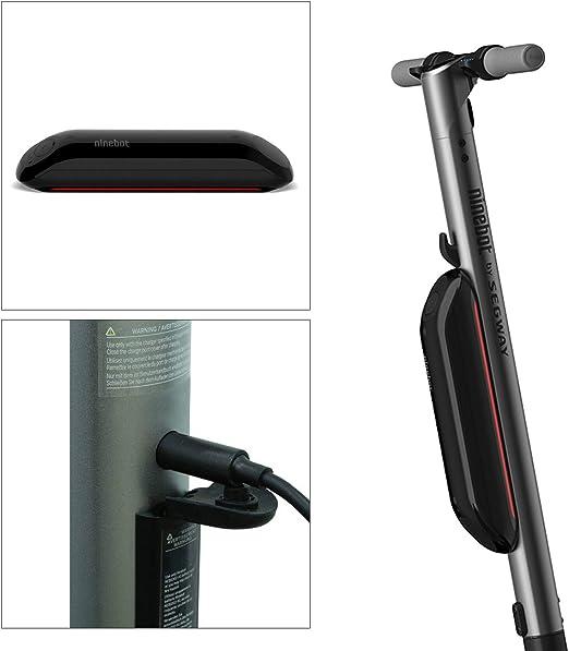 Amazon.com: Segway Ninebot - Batería externa para patinete ...
