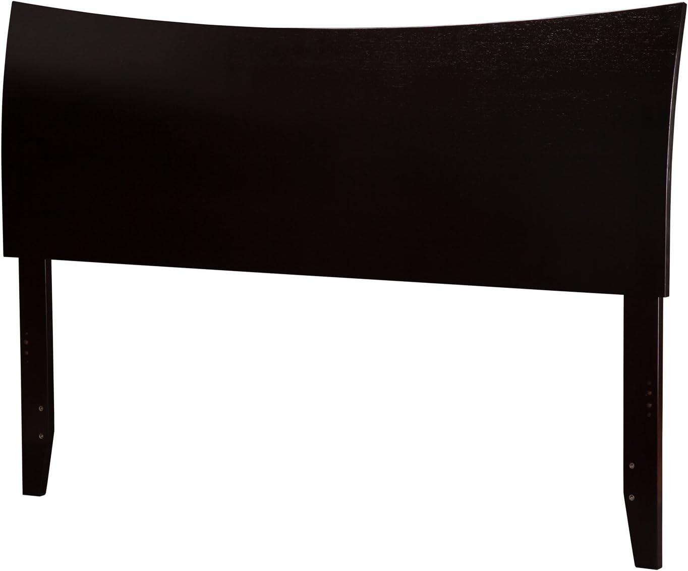 Atlantic Furniture Soho Headboard, Queen, Espresso