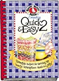 Country Quick and Easy 2, Gooseberry Patch, 1931890900