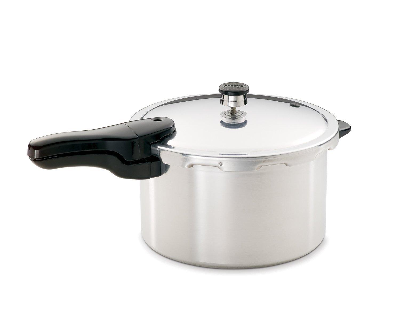 Presto 01282 8-Quart Aluminum Pressure Cooker by Presto (Image #2)