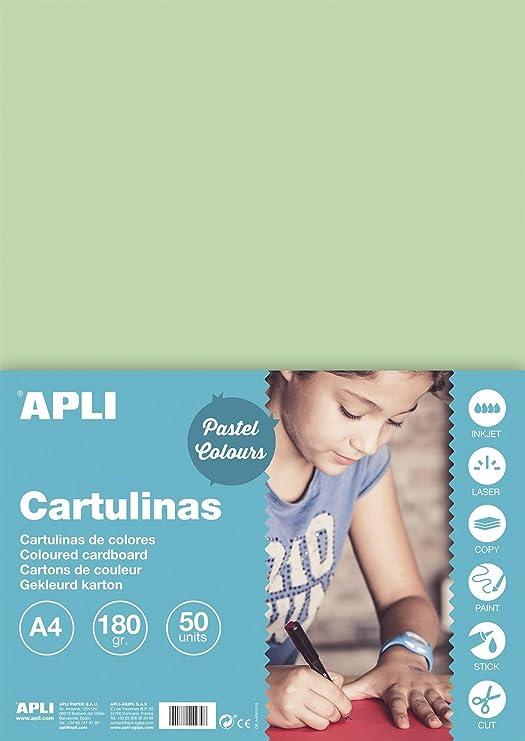 APLI1423 A4 Blu Medio