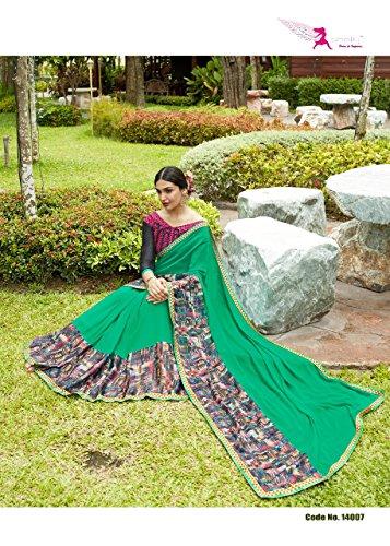 Wedding Su Modern 2620 Elegante Vestito Etnici Indian Ethnic Sari Top Party Misura Moda Jeans Femminile Alla Wear Donna Look Personalizzato Designer Rich Moda Saree Abito R65SHqwOw