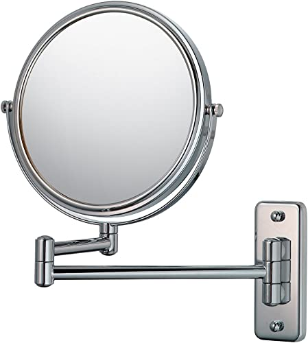Mirror Image 21145 Double Arm Wall Mirror
