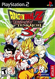 Amazon com: Dragon Ball Z: Budokai Tenkaichi 3 - PlayStation