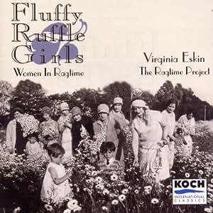 Fluffy Ruffle Girls