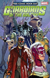 FCBD: Guardians Of The Galaxy (Guardians of the Galaxy (2013-2015)) (English Edition)
