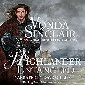 Highlander Entangled: Highland Adventure, Book 9   Vonda Sinclair