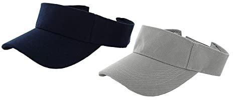 c0b691cb4349e8 Image Unavailable. Image not available for. Colour: EASY4BUY® Cotton Sunhat  Beach Baseball Visors ...