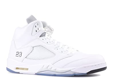 new style 16f8b 34bd5 Image Unavailable. Image not available for. Color  Air Jordan 5 Retro - 136027  130