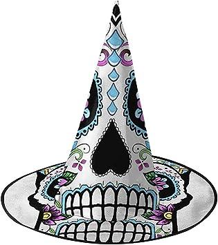 Sobre-mesa Witch Hat Sad Ghost and Venom Fiesta de Disfraces de Halloween Cosplay Cap: Amazon.es: Juguetes y juegos