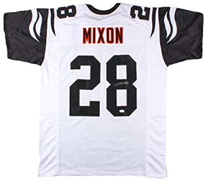 joe mixon jersey color rush