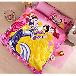 Disney Princess Bedding Set (Queen)