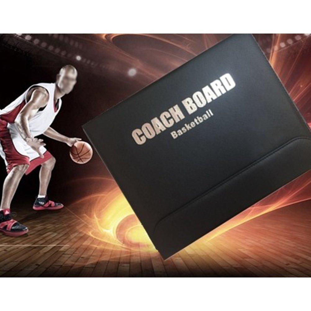 Pizarra magnética AUVSTAR para entrenador de baloncesto, tablero ...