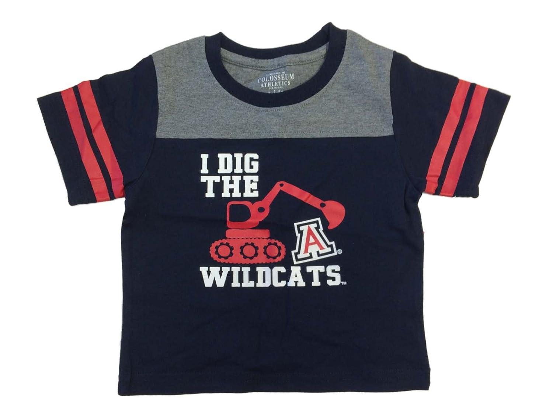 速くおよび自由な Arizona Wildcatsコロシアム幼児男の子のNavy B01F5QQKAW & & Red半袖Tシャツ6 M) – 12 M) B01F5QQKAW, ヤマグン:a9e7fdd1 --- a0267596.xsph.ru