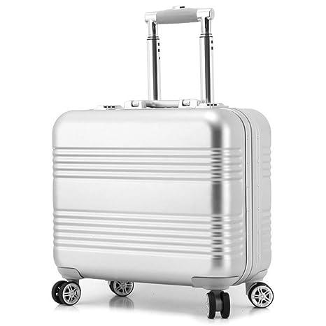 Aleación de aluminio-magnesio 18 pulgadas Caja de la carretilla Trolley Caster Caja de negocios