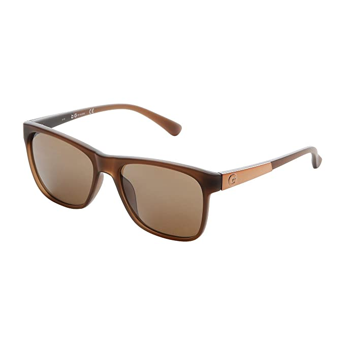 Guess GG2108-49G Gafas de sol, Matte Dark Brown, 55 para ...