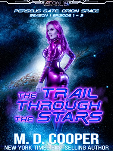 Perseus Collection - Perseus Gate Season 1 - Episodes 1-3: The Trail Through the Stars (Perseus Gate Collection)