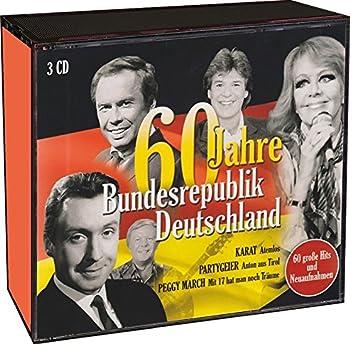 60 Jahre Bundesrepublik Deutschland 3 CDs
