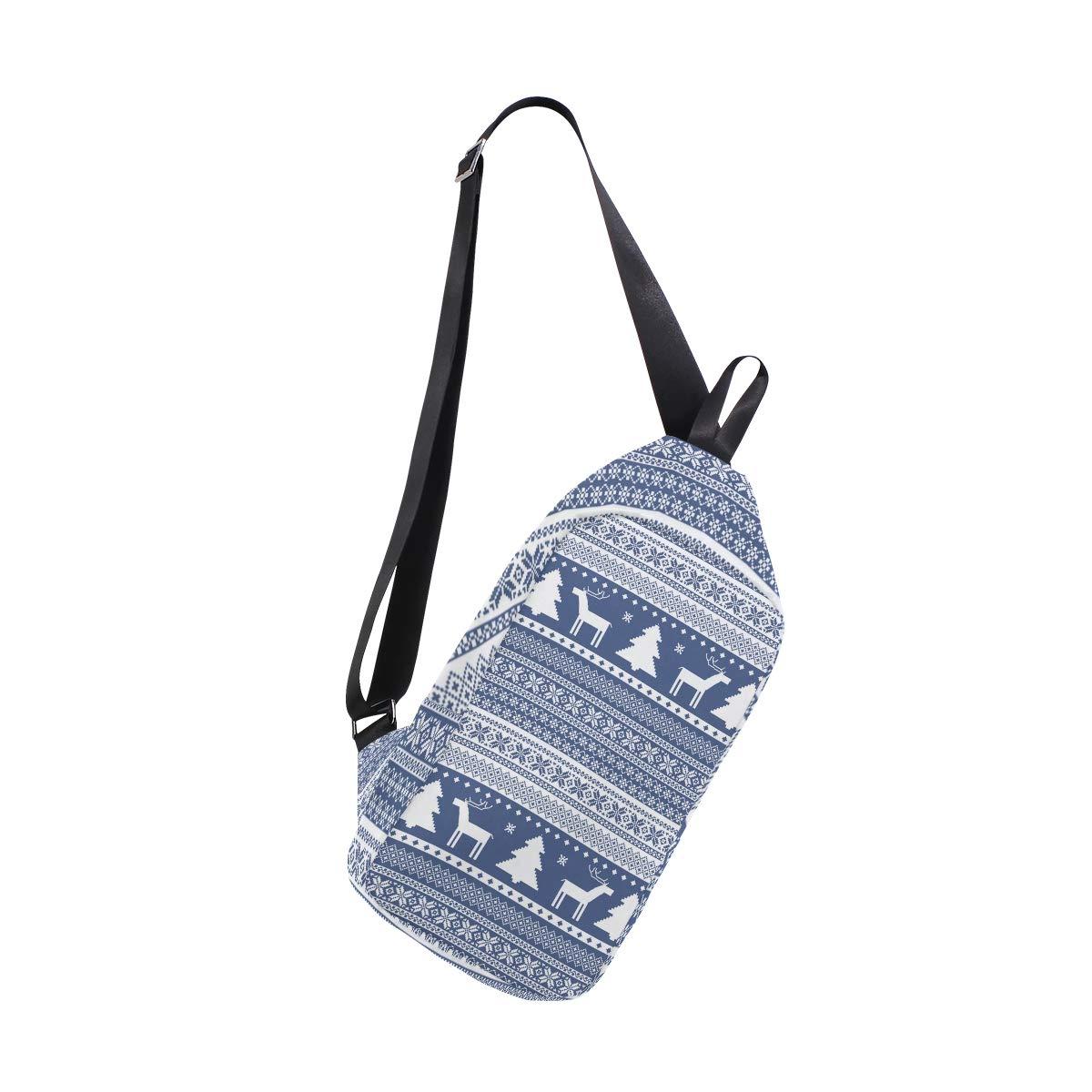 2f650061b612b Amazon.com | Knitted Christmasstocking Kits Multipurpose Crossbody ...