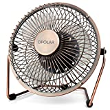 Desk USB Operated Fan, Upgraded 6 Inch Blades, Enhanced Airflow,...