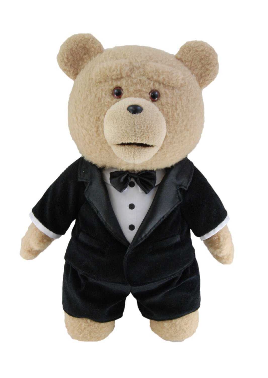 Toys For Ted : Ted inch talking plush toy in tuxedo free post uk
