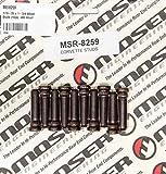 Moser Engineering 8259 7/16-20 x 1-3/4 Wheel Stud (.480 Knurl), 1 Pack