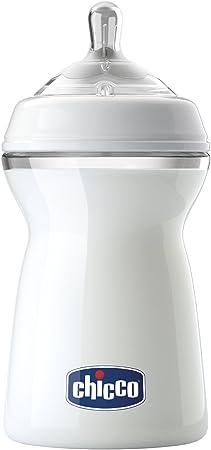 Recomendados para la lactancia mixta,Tetina de silicona con base redondeada,Asegura un acople fácil,