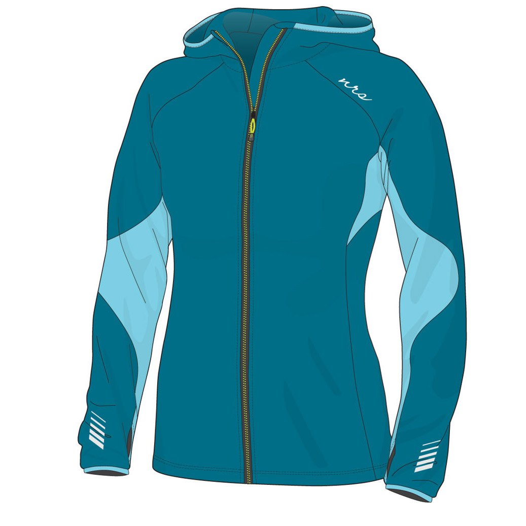 NRS Women's Phantom Jacket-AzureBlue-S by NRS
