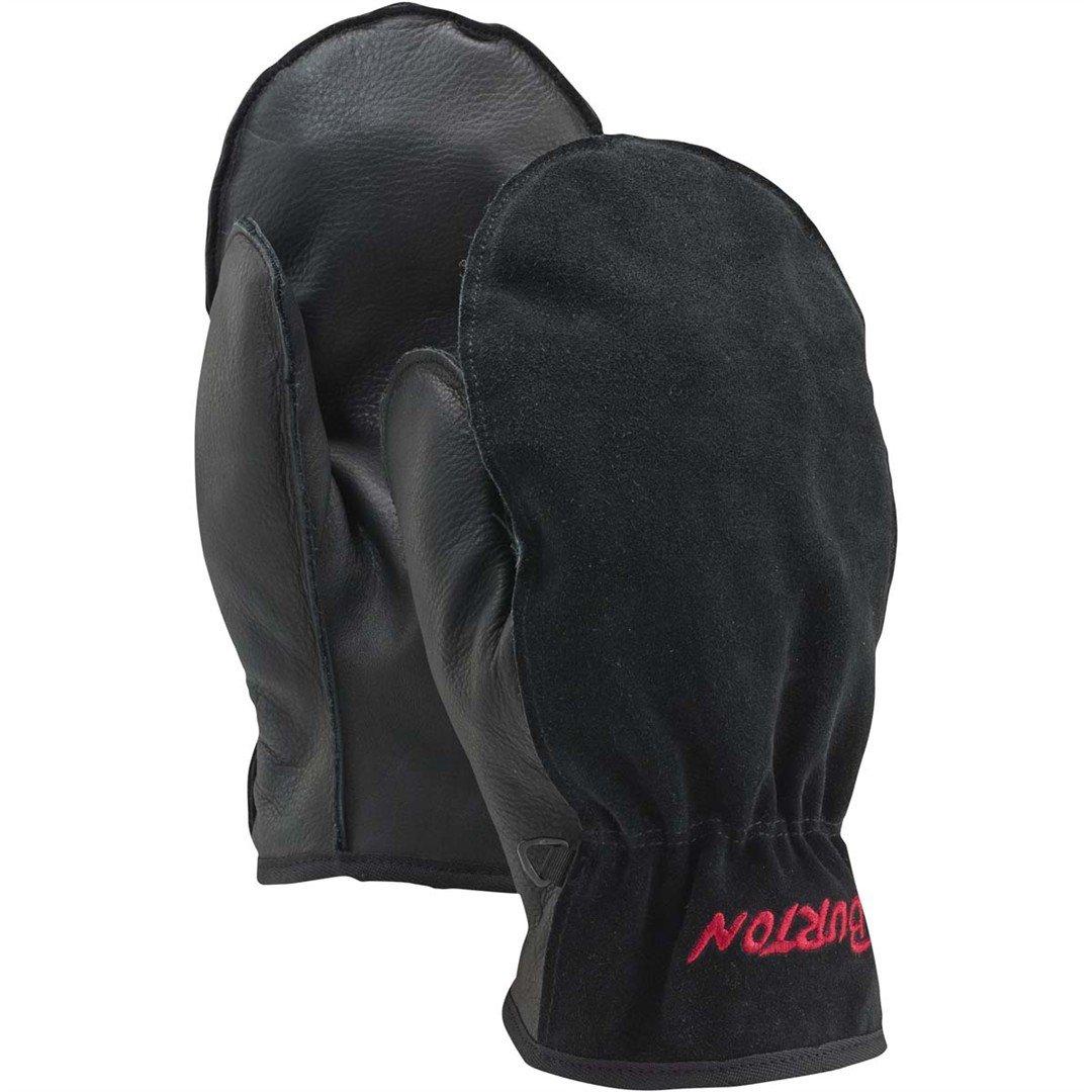 Work Horse Leather Mitt, True Black, Small Burton 10314102002S