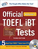 Official TOEFL iBT Tests Volume 1, Third Edition