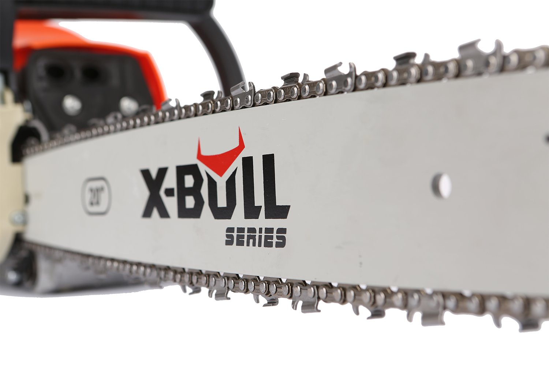 Amazon.com : X-BULL 20-Inch Gas Powered Chain Saw 62cc : Garden & Outdoor
