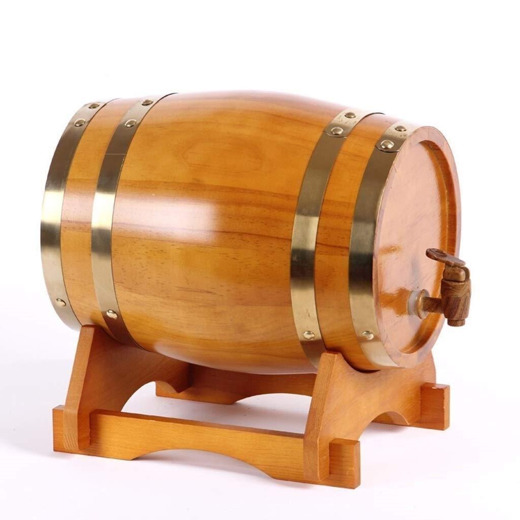 Kylinjtt Mesa de Almacenamiento Vineyard Wine Barrel - Barril de ...