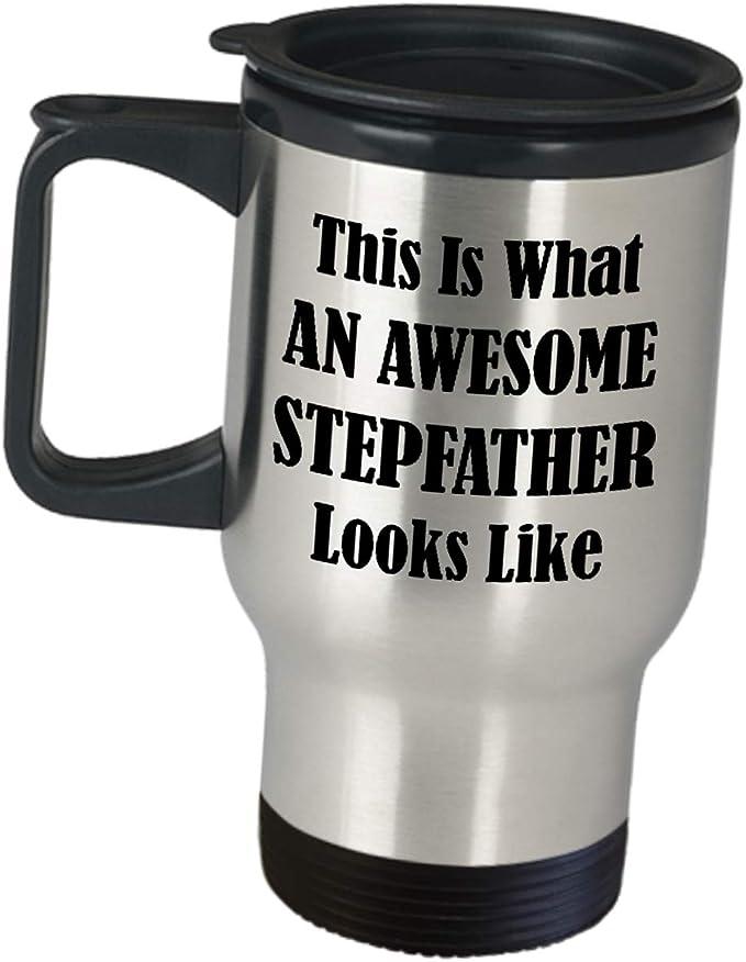 Details about  /Trump Stepdad Mug Trump Coffee Mug Step Dad Stepfather Cup from Daughter Mug