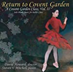 Return to Covent Garden